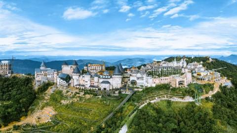 Bà Nà Hills- Thiên Đường Fantasy Park