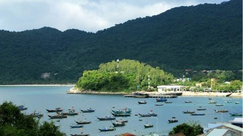 Cù Lao Chàm - Câu Cá Ngắm San Hô