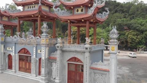 Hà Nội – Đền Cửa Ông – Đền Cửa Suốt – Thiền Viện Trúc Lâm Giác Tâm