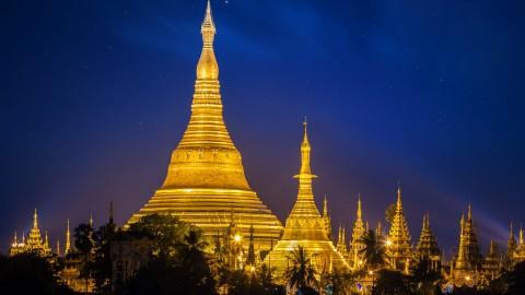 Hà Nội - Yangon - Kyaikhtiyo - Bago