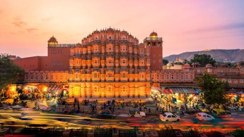 Tam Giác Vàng Ấn Độ