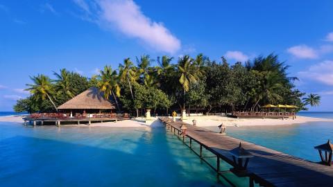 Thiên Đường Nghỉ Dưỡng Maldives