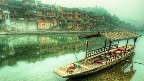 Trương Gia Giới - Phượng hoàng cổ trấn - Hồ Bảo Phong - Thiên Môn Sơn (4N3D)